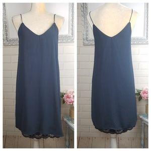 Zara slip dress size small